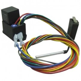Hayden Electric Fan Control Termostaat on Spal Thermostat Wiring Harness The Fan