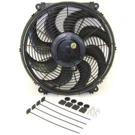 """HAYDEN 3680 12"""" electric fan height 41/69mm 1359cm3/h"""