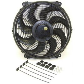 "HAYDEN 3690 14"" electric fan height 44/92mm 2123cm3/h"
