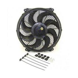 """HAYDEN 3700 16"""" electric fan height 51/82mm 2378cm3/h"""