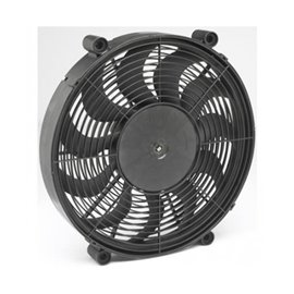 "HAYDEN 3817 17"" electric fan height 66mm 2100cfm"