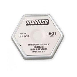 MOROSO racing radiator cap 19-21psi