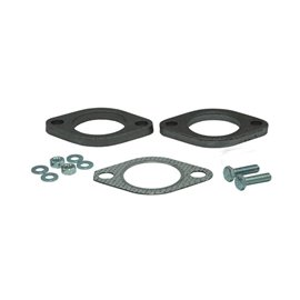 Flange with gasket 45 mm