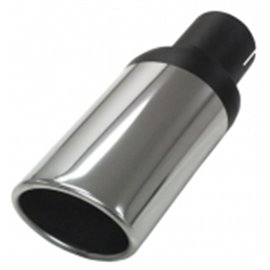 """Tailpipe stainless steel """"ELLIPS 51"""""""