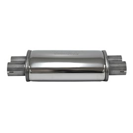 """Silencer stainless steel """"DUO 51"""""""