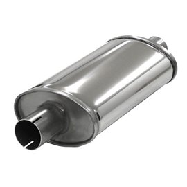 """Silencer stainless steel """"SMALL"""""""