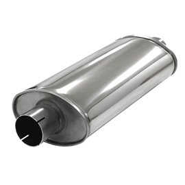 """Silencer stainless steel """"BIG 63"""""""
