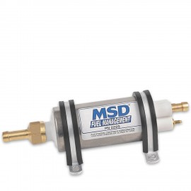 MSD HIGH PRESSURE ELECTRIC FUEL PUMP 43GPH 40PSI