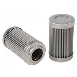 Aermotive 100-M Stainless Element: ORB-10 Filter Housings