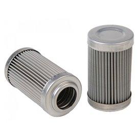 Aermotive 100-M Stainless Element: ORB-10 Filter Housings