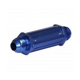 GB BILLET 2091 fuel filter 30micron AN8