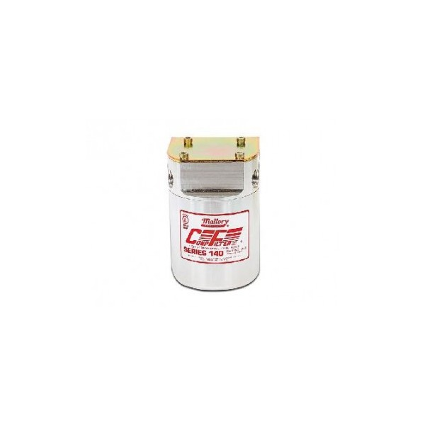 MALLORY COMP140 fuel filter 40mic 3/8