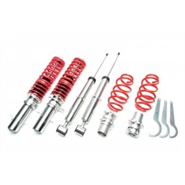 TA Technix coilover kit -deep version - Audi A1, A2 / Seat Ibiza IV+V / Skoda Fabia / VW Polo 9N+6R, Fox
