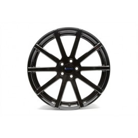TA Technix alloy wheel 8,5x20 ET40 LK5x112 NB 66,6  Black