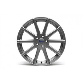TA Technix alloy wheel 8,5x19 ET35 LK5x112 NB 66,6  Gun Metal