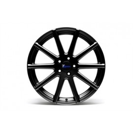 TA Technix alloy wheel 8,5x19 ET42 LK5x112 NB 66,6  Black