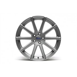 TA Technix alloy wheel 9,5x19 ET35 LK5x112 NB 66,6  Gun Metal