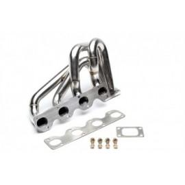 TA Technix stainless steel turbo manifold BMW 02er