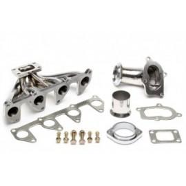 TA Technix stainless steel turbo manifold Opel Ascona C/ Astra  /Calibra/ Frontera A/ Kadett E/Omega A Vectra A
