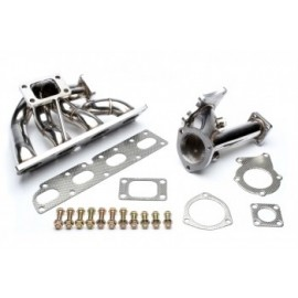 TA Technix stainless steel turbo manifold Opel Astra F/Calibra A/Vectra A