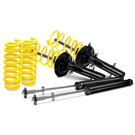 ST Sport kit with -20mm springs and shocks Skoda Fabia 6Y 1.9 TDI RS Hatchback Diesel 96 KW 1896 ccm