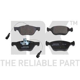 NK Brake pads FIAT BRAVO 2.0