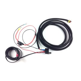 ONE-LAMP HARNESS KIT WITH SWITCH (ST/LINEAR/RRR)