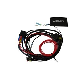 TWO-LAMP HARNESS KIT (ST/LINEAR/RRR)