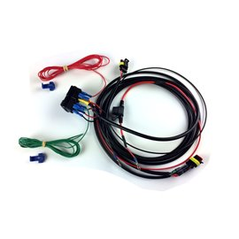 TWO-LAMP HARNESS KIT (TRIPLE-R WITH POSITION LIGHT)