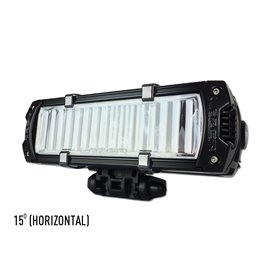 REEDED LENS 15 Degrees - Horizontal