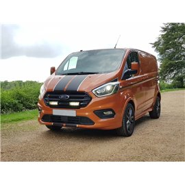 FORD TRANSIT CUSTOM (2018+) GRILLE KIT
