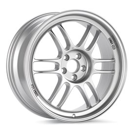 Enkei Racing series RPF1 17x7.5 PCD 5x112 Offset/Et 48 F1 Silver