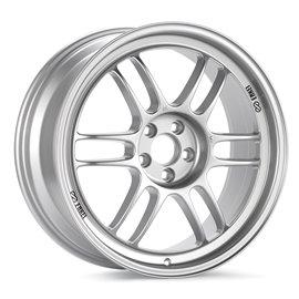 Enkei Racing series RPF1 17x7.5 PCD 5x100 Offset/Et 48 F1 Silver