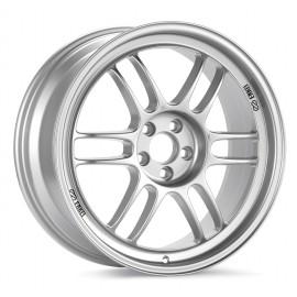 Enkei Racing series RPF1 18x8.0 PCD 5x100 Offset/Et 45 F1 Silver