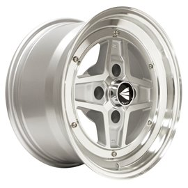 Enkei Classic series Apache II. 15x7.0 PCD 4x114,3 Offset/Et 38 Silver, polished