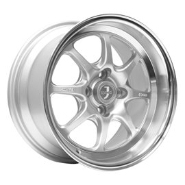 Enkei Classic series J-Speed 15x7.0 PCD 4x100 Offset/Et 25 Silver, polished