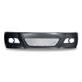 BMW 3er E46 Sedan year 1998 - 2005, not for Coupe and Cabrio ! Front bumper with fog light hole