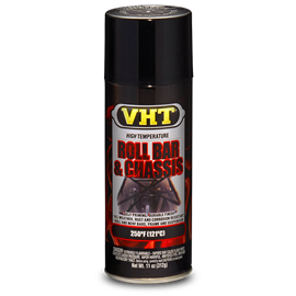 VHT Roll Bar & Chassis Paint Gloss Black 310ml