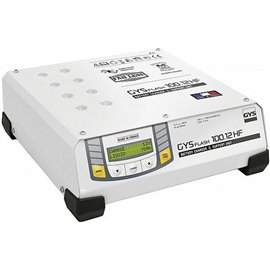 BATTERY CHARGER - POWER SUPPLY GYSFLASH 100.12 HF GYS
