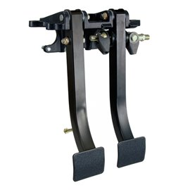TILTON 600-Series Firewall-Mount Steel Pedal Assembly