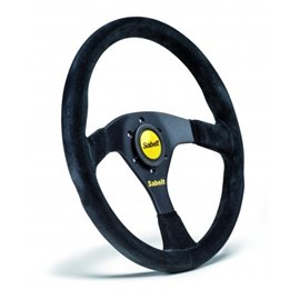 SABELT SW-635 steering wheel mocca leather 330mm/straight