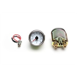 TA Technix / Viair double pressure indicator, white