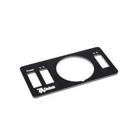 TA Technix / Viair pressure display holder / frame black