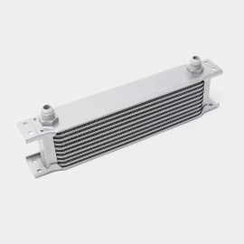 CNR oil cooler TH10 size 330x76x51 mm inlets AN8