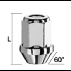 MUTTER M12X1,25/34/19 (KINNINE, P34, CH19)