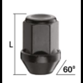 MUTTER M12X1,25/34/19M (KINNINE, P34, CH19) MUST-NIKKEL