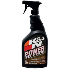 K&N 99-0621 Power Kleen Filter Cleaner - 32 oz Trigger Sprayer