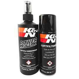 K&N 99-5003EU Filter Care Service Kit Aerosol