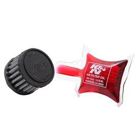 K&N RU-3230 Universal Clamp-On Air Filter