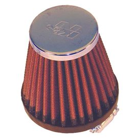 K&N RC-2310 Universal Clamp-On Air Filter